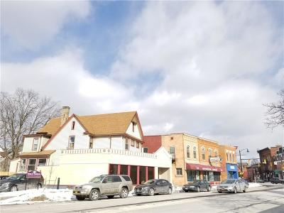 Rochester NY Commercial U-Under Contract: $275,000