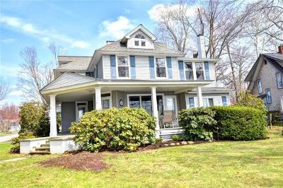 Bemus Point Single Family Home A-Active: 5655 The Circle
