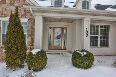 Pittsford Single Family Home A-Active: 100 High Stone Circle