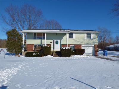 Single Family Home A-Active: 4087 State Route 96a Road