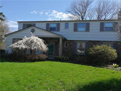 Pittsford Single Family Home A-Active: 41 Charter Oaks Drive