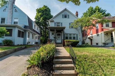 Rochester Single Family Home U-Under Contract: 359 Rockingham Street