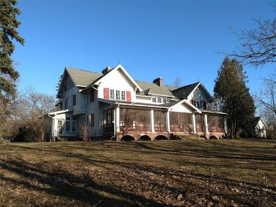 Single Family Home A-Active: 182 Rt 54 East Lake Road
