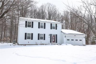 Henrietta Single Family Home A-Active: 192 Peakview Drive
