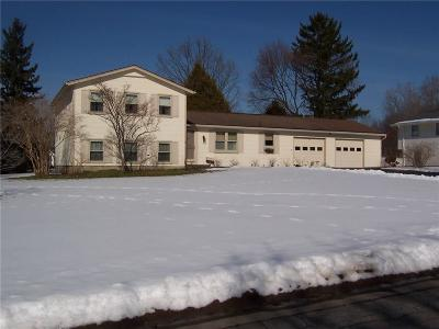 Pittsford Single Family Home A-Active: 91 Barnfield Road