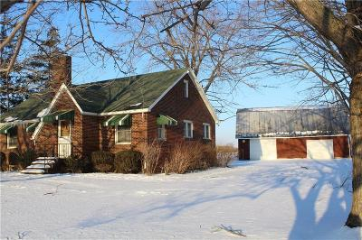 Dunkirk Single Family Home A-Active: 10756 Bennett Road
