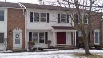 Penfield Condo/Townhouse A-Active: 14 New Wickham Drive