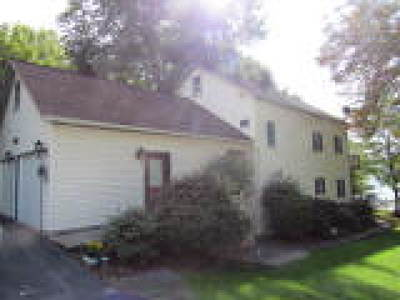 Canandaigua, Canandaigua-city, Canandaigua-town Single Family Home A-Active: 3970 East Lake Road