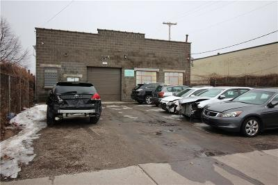 Monroe County Commercial A-Active: 950 Maple Street