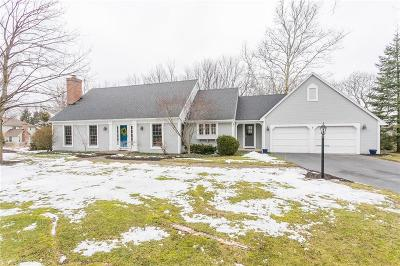 Pittsford Single Family Home A-Active: 3 Timberfield Way