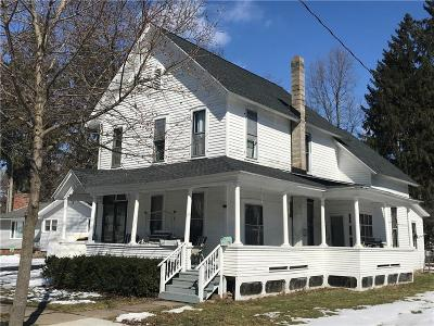Warsaw Single Family Home A-Active: 42 South Maple Street