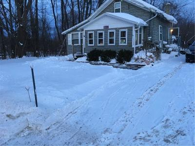 Kendall Single Family Home A-Active: 1906 Monroe Orleans County Line Road