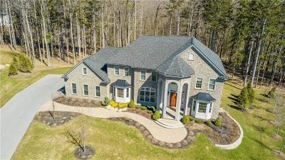 Pittsford Single Family Home U-Under Contract: 35 Greythorne Hill