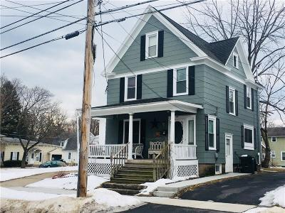 Single Family Home U-Under Contract: 175 William Street