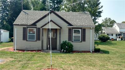 Orleans County Single Family Home A-Active: 16588 Ridge Rd