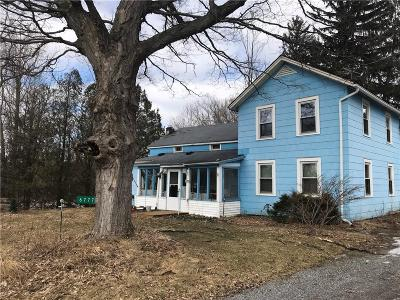 Byron Single Family Home A-Active: 6777 Warboys Road