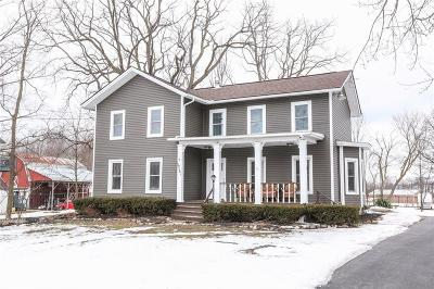 Orleans County Single Family Home A-Active: 16761 Kenmore Road
