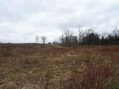 Chautauqua County Residential Lots & Land For Sale: Foote Ave Ext