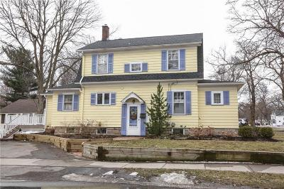 Pittsford Single Family Home A-Active: 1 Reitz Parkway