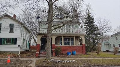 Multi Family Home For Sale: 137 Lincoln Avenue