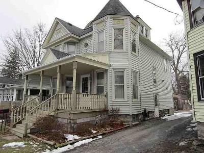Genesee County Single Family Home A-Active: 52 South Main Street