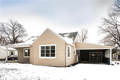 Webster Single Family Home U-Under Contract: 491 Pineview Drive