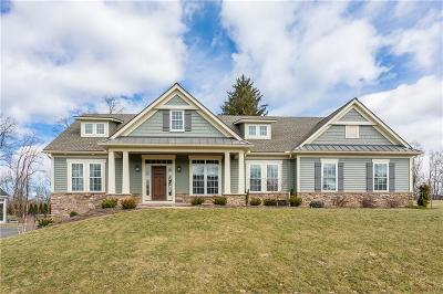 Pittsford Single Family Home A-Active: 3 Basin View Drive