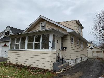 Rochester Single Family Home A-Active: 42 Nichols Street