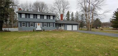 Rochester Single Family Home A-Active: 11 Briar Hill Drive