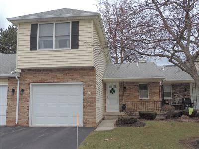 Rochester Condo/Townhouse A-Active: 20 Flower Dale Drive