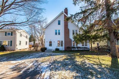 Monroe County Single Family Home A-Active: 32 Kings Highway North