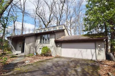 Penfield Single Family Home U-Under Contract: 222 Henderson Drive