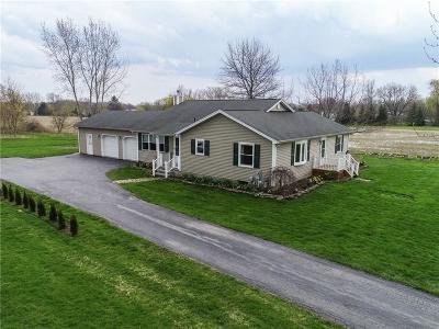 Monroe County Single Family Home A-Active: 1222 Lake Road East