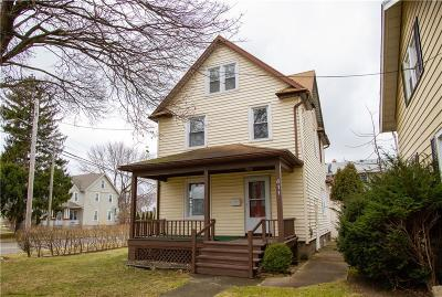 East Rochester Single Family Home U-Under Contract: 411 S Washington