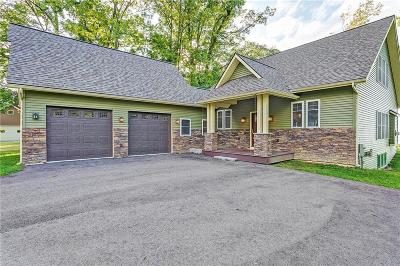 Dunkirk Single Family Home A-Active: 5178 Woodlands