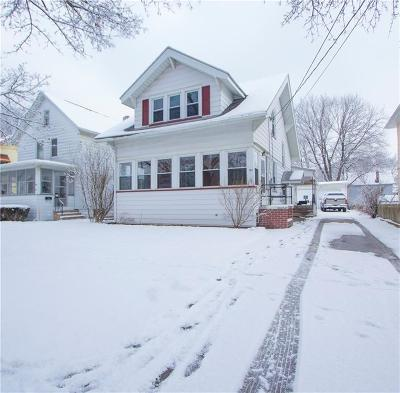 East Rochester Single Family Home U-Under Contract: 321 West Avenue