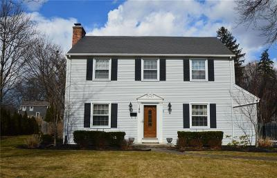 Rochester Single Family Home U-Under Contract: 180 Maybrooke Road
