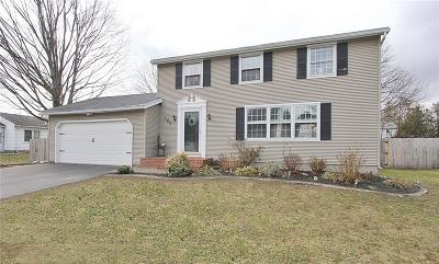 Monroe County Single Family Home A-Active: 125 John Jay Drive