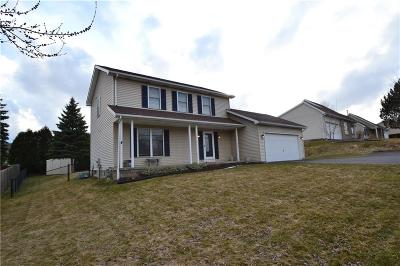 Canandaigua, Canandaigua-city, Canandaigua-town Single Family Home A-Active: 206 North Bloomfield Road