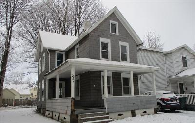 Monroe County Single Family Home A-Active: 259 6th Street