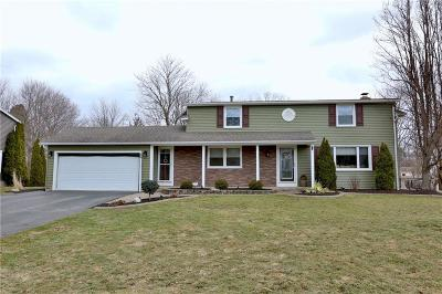 Monroe County Single Family Home A-Active: 50 Morningside Drive