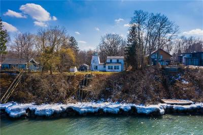 Webster Single Family Home U-Under Contract: 1054 Lake Road