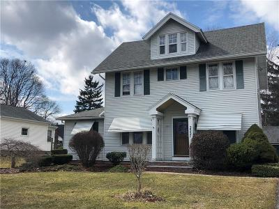 Monroe County Single Family Home A-Active: 2537 Culver Road