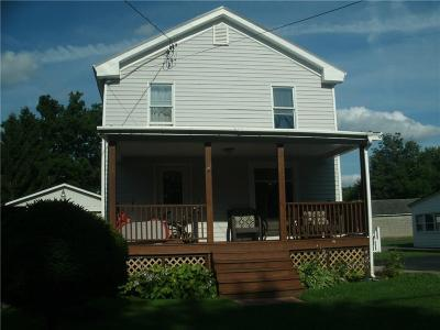 Moravia Single Family Home For Sale: 80 S Main Street