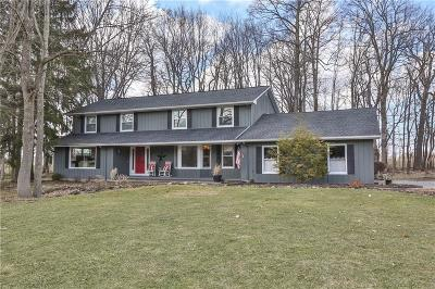 Penfield Single Family Home U-Under Contract: 152 Wheelock Road