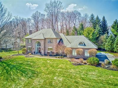 Pittsford Single Family Home U-Under Contract: 7 Ambergate Rise