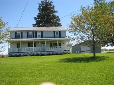 Single Family Home A-Active: 2870 State Route 414