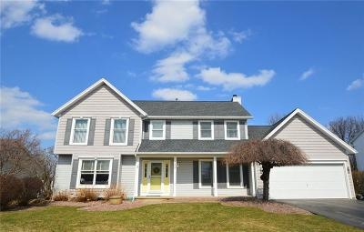 Rochester Single Family Home A-Active: 120 Ellery Road