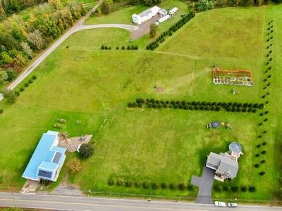 Residential Lots & Land A-Active: Newark Road