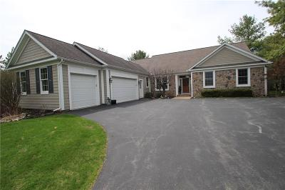 Mendon Single Family Home U-Under Contract: 5 Pine Hollow